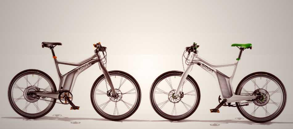 Design-moi un vélo #3 : Le vélo électrique par Smart