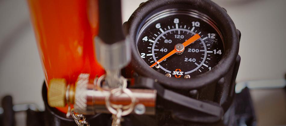Les petites économies inutiles: la pompe à vélo