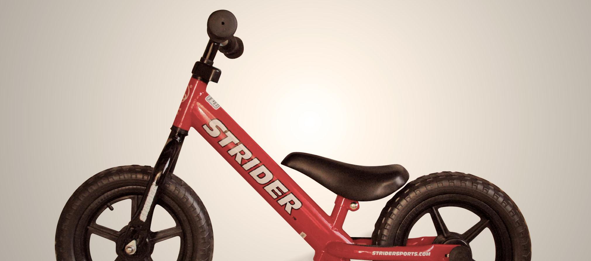 Comment transformer un vélo en draisienne?