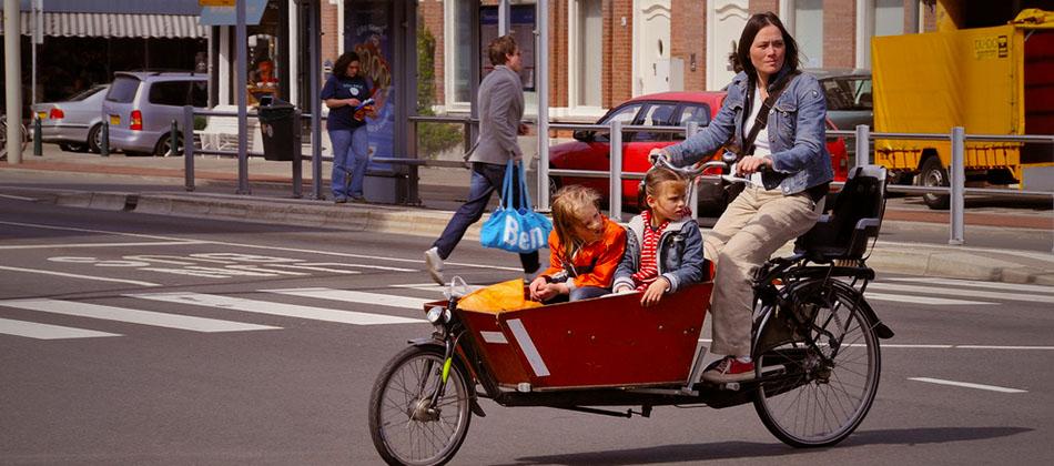 Apprendre à faire du vélo (3): Faites en vous-même! Donnez leur envie!