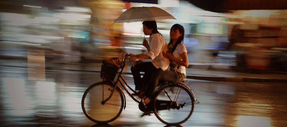 3 bonnes raisons de faire du vélo les jours de pluie