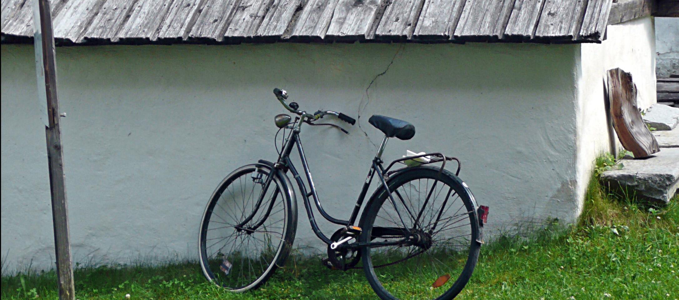 Le vélo qui ne tournait pas dans le bon sens