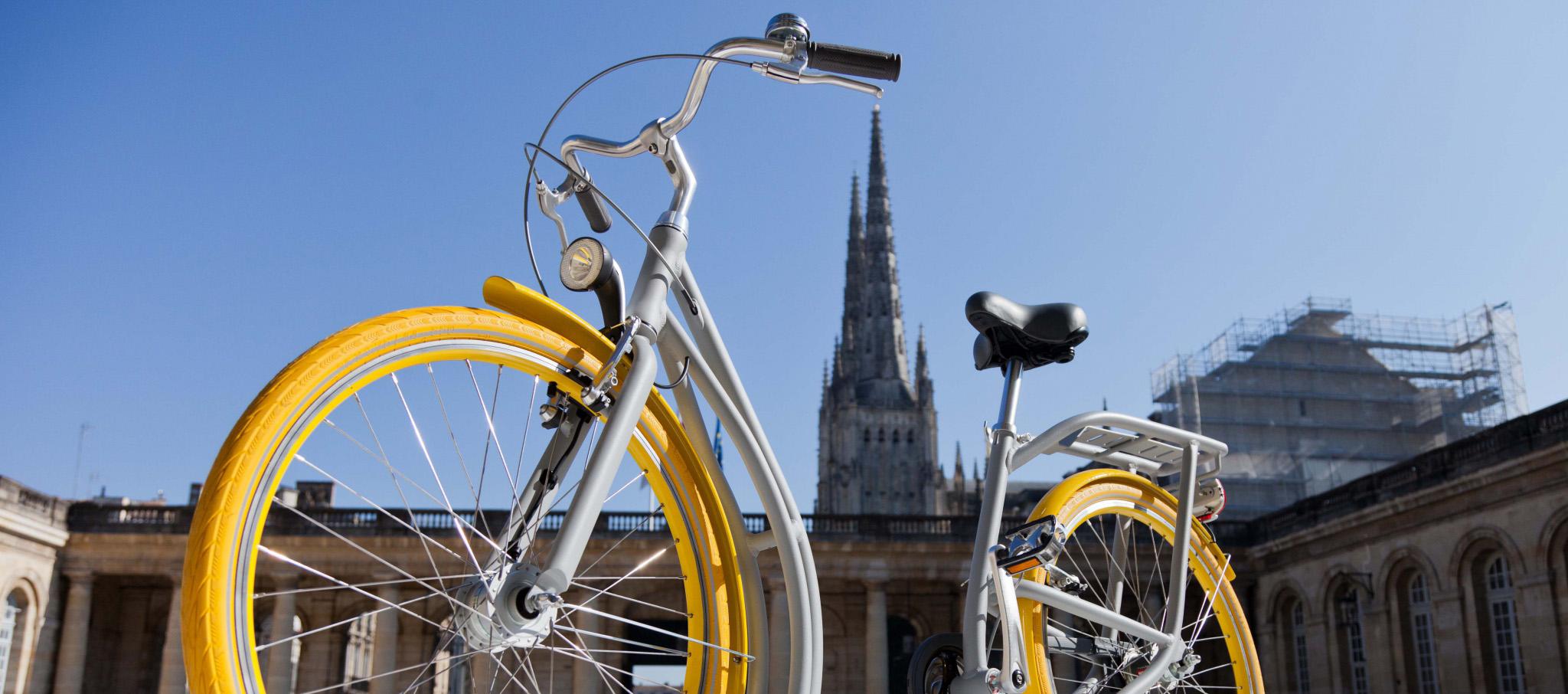 Le Pibal par Philippe Starck ou le vélo trotinette
