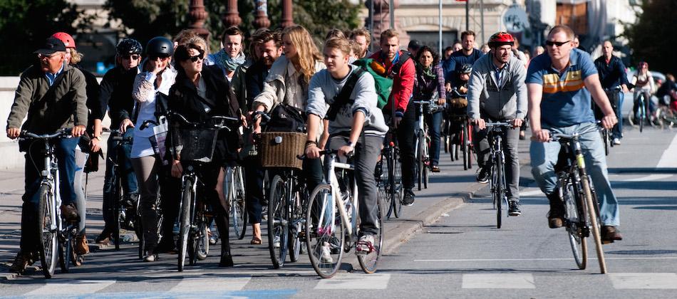 Le vélo en chiffres: Copenhague, capitale du vélo