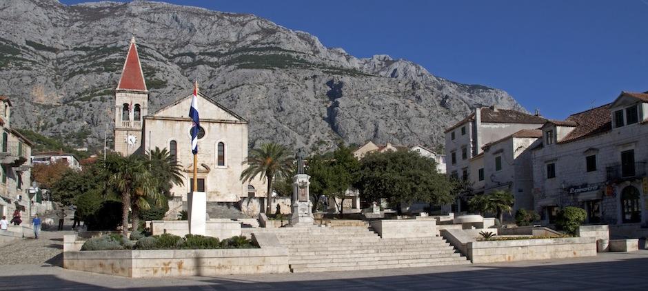 Makarska_Town_Centre