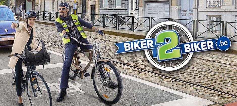 Biker1Biker: l'incontournable du vélo à Bruxelles