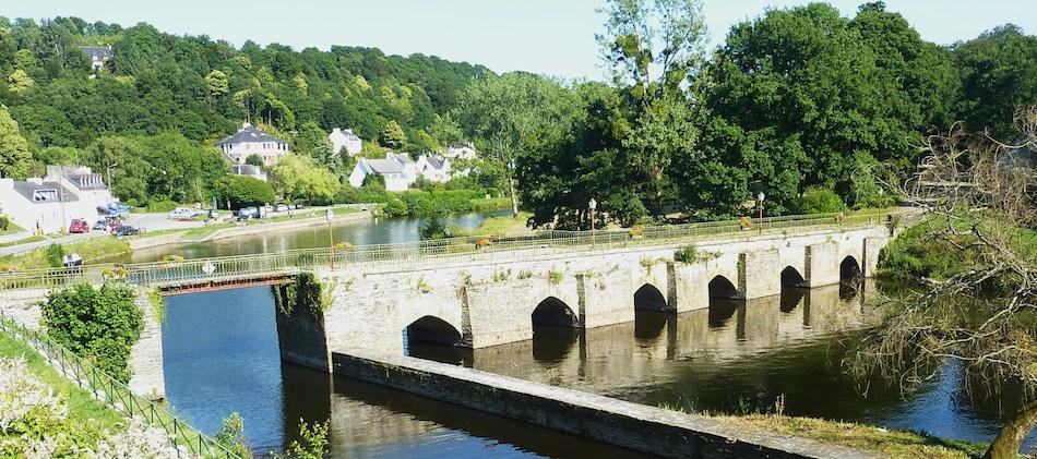 Le canal de Nantes à Brest - De Nantes à Pontivy