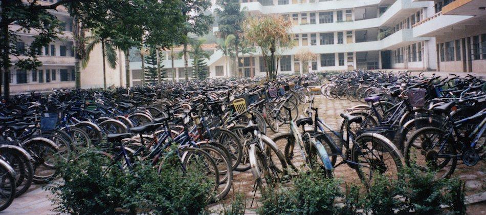 Le vélo en chiffres: ça défile!