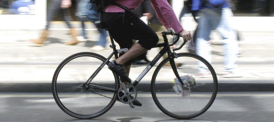 Les coursiers à vélo, aventuriers des villes