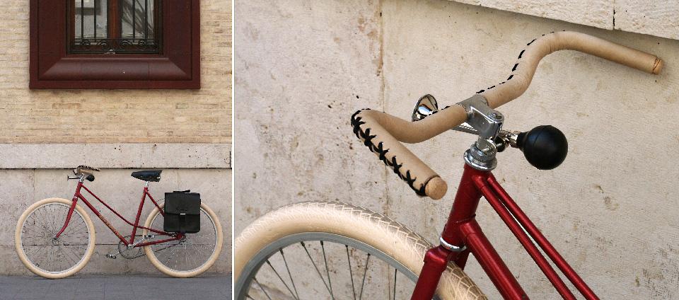 Design-moi un vélo #7 : un guidon en cuir qui sent bon le sable chaud
