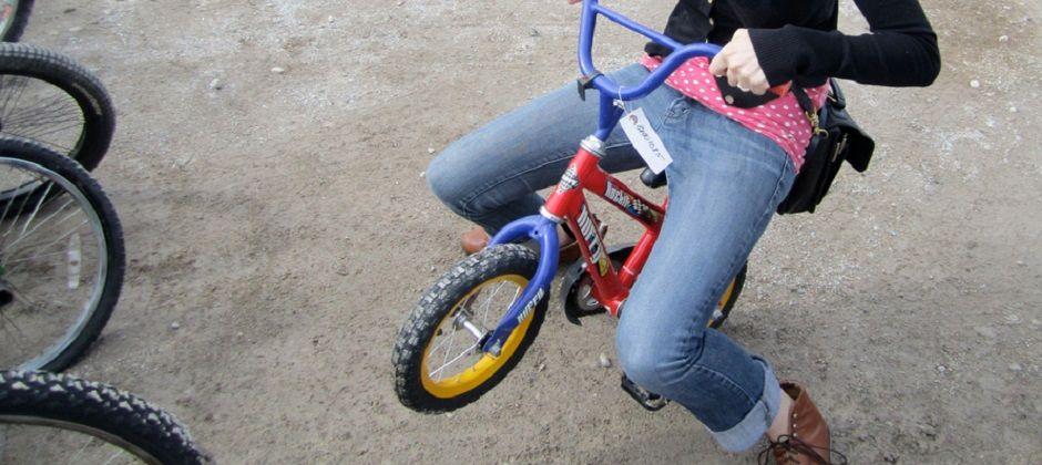 L'étude posturale: le vélo, une histoire de géométrie
