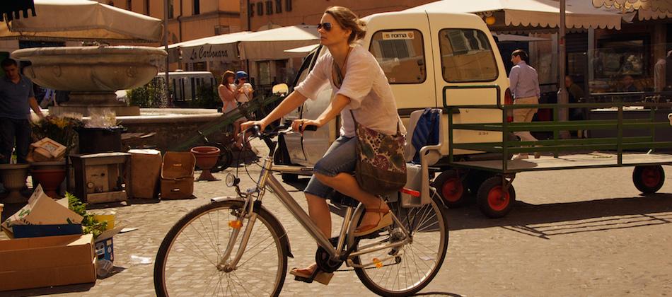 flotte de vélos en libre-service par votre entreprise