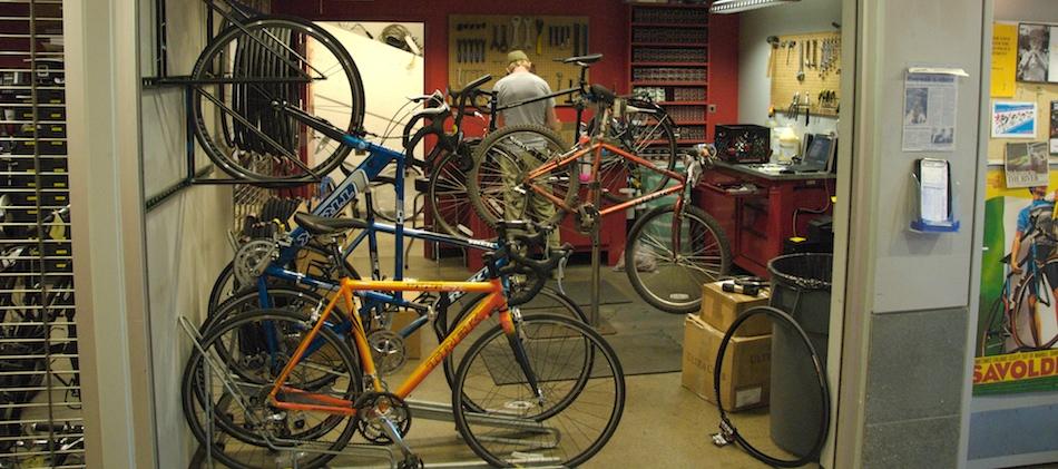 Les chiffres du vélo: Les marchands de vélo résistent