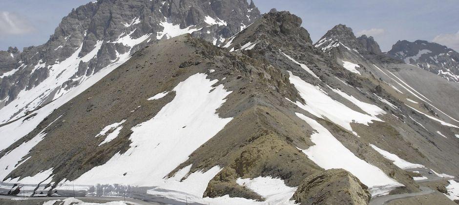 Portrait au sommet: le col du Galibier