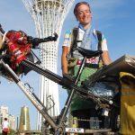 Rencontre avec Anick-Marie, baroudeuse et mordue d'aventure à vélo