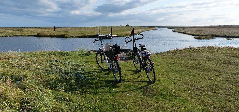 Bien oréparer ses vacances à vélo: partez en roue libre!