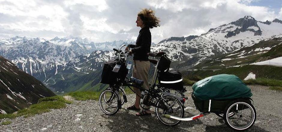 Les faux jumeaux: cyclotourisme et cyclosport