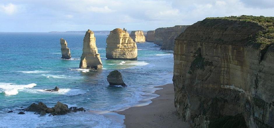 La Great Ocean Road à vélo, entre falaises et eucalyptus