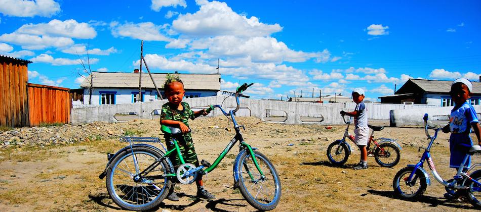 3 bonnes raisons de partir en vacances à vélo en Sibérie