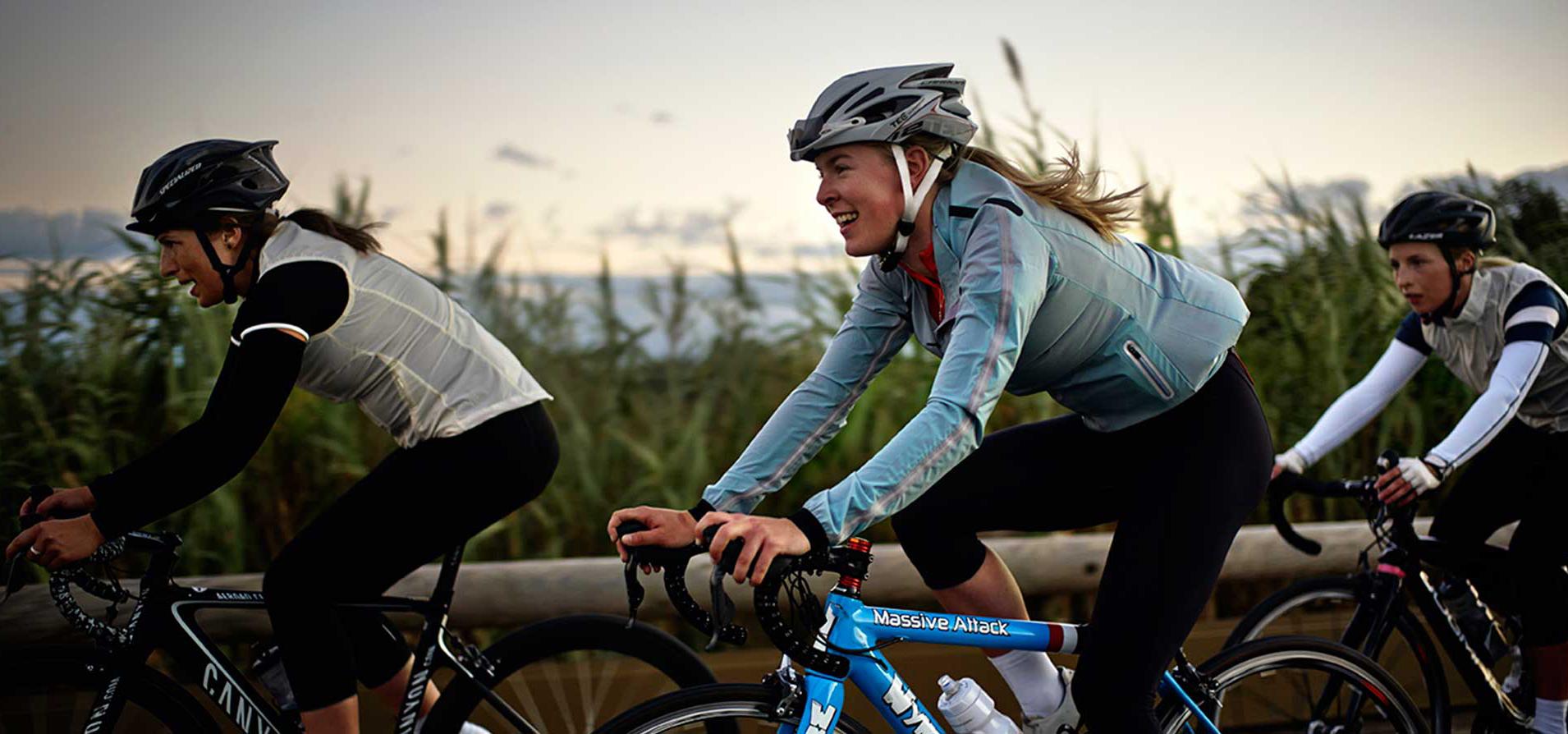 Rapha Women 100: célébrons la femme cycliste