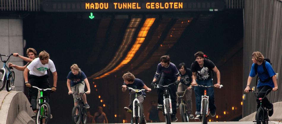 Les vélos à Bruxelles: c'est bon pour l'emploi, la ville, la santé...
