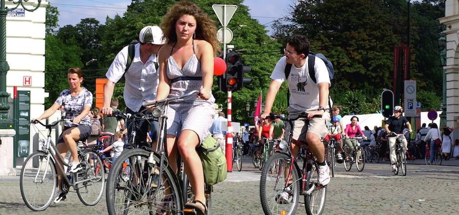 PlaceOvelo: collectif vélo militant à Bruxelles