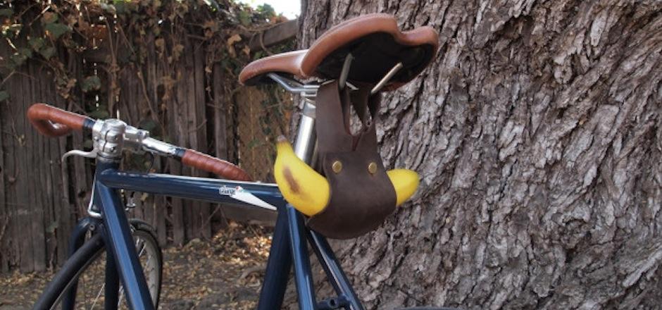 Accessoire vélo: Banana Holder de Biken