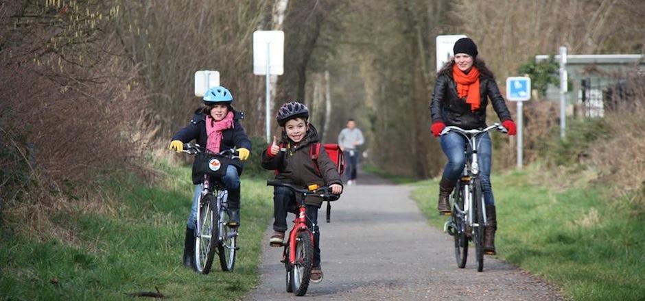 Bike2School: tous à l'école à vélo!