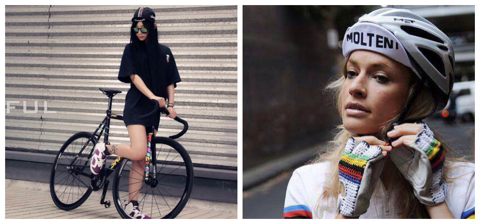 Casque ou casquette à vélo? Les 2 mon capitaine!