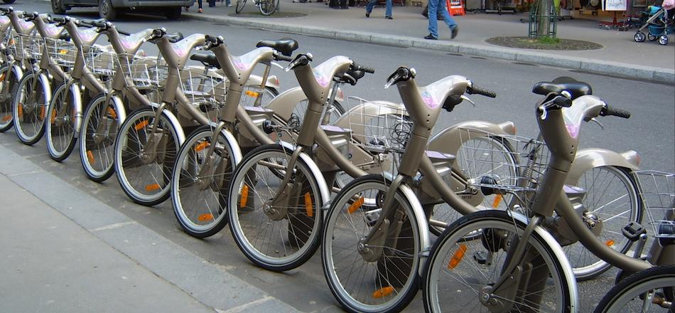 Itinéraires vélo à Paris - Le comparatif