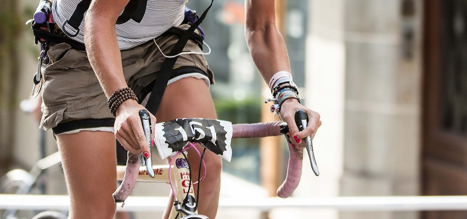 muscler ses abdominaux à vélo ?