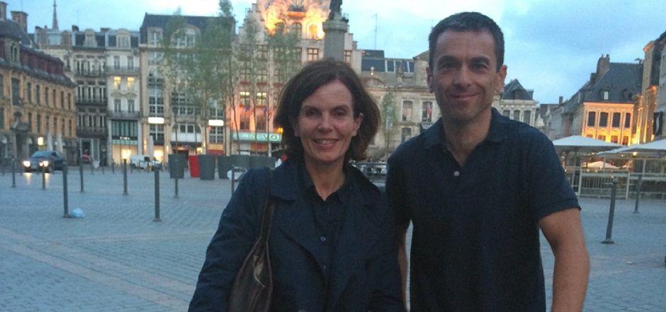 Rencontre avec Marie-Laure et Alain, du magazine vélo 200
