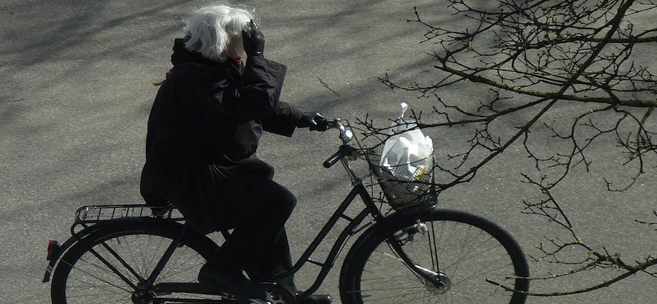 Le vélo pour les seniors, c'est (presque) tout bon