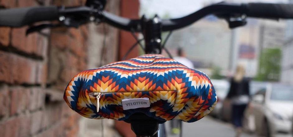 Velotton: et si on customiser nos selles de vélo?