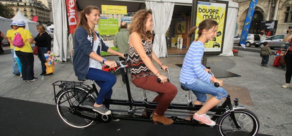 Bougez à vélo… Bougez Malin 2014!