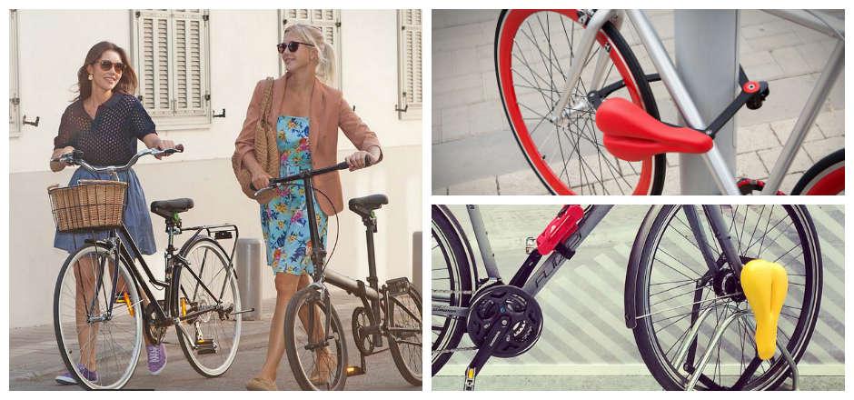 Seatylock: et si votre selle de vélo se transformait en antivol?