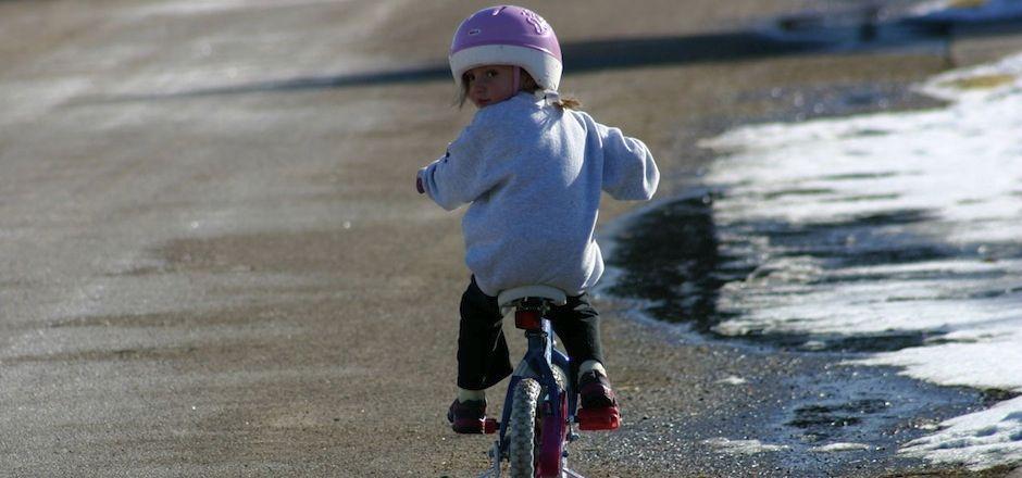 Il était une fois, un livre pour apprendre le vélo aux enfants