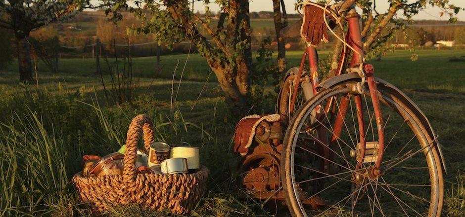 Fourchette et Bicyclette: le vélo aux saveurs du terroir