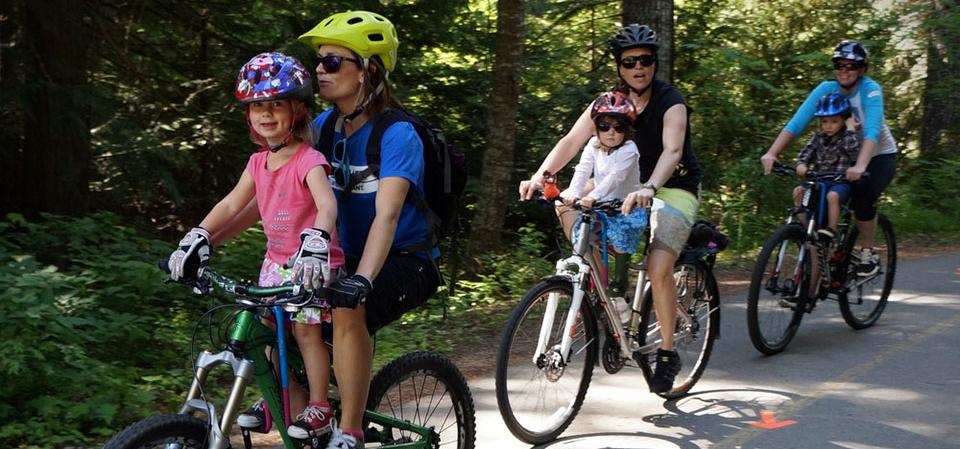 MacRide, l'accessoire qui réunit petits et grands cyclistes