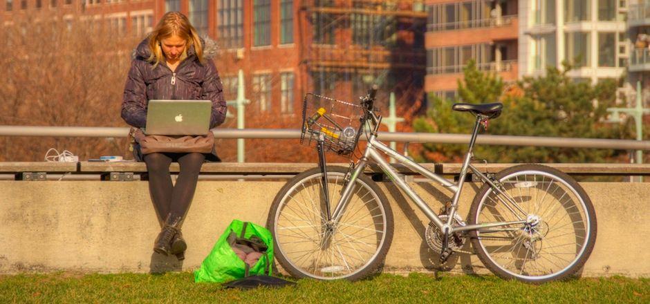 Quand le vélo urbain roule au féminin