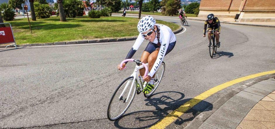 Rencontre avec Fleur Faure, superstar du vélo féminin