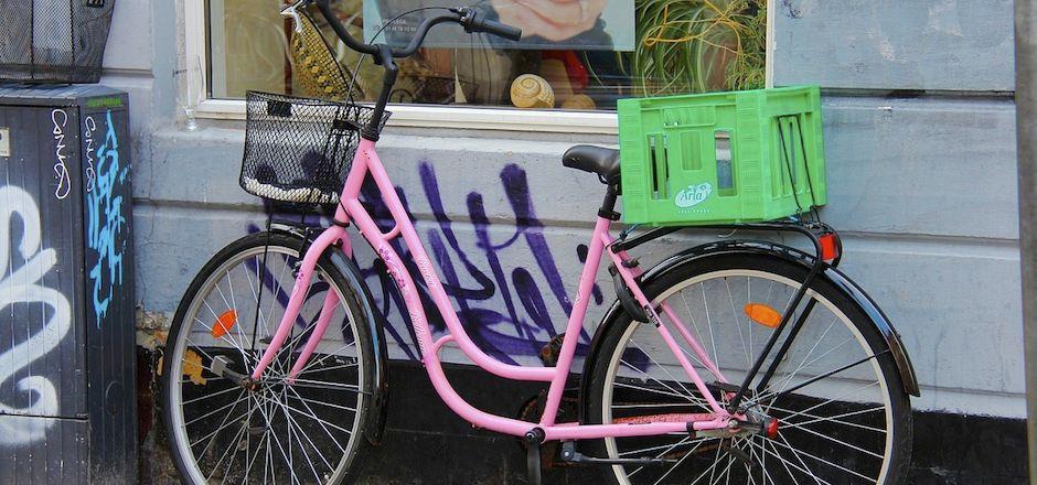 Vos emplettes à bicyclette: comment faire ses courses à vélo?