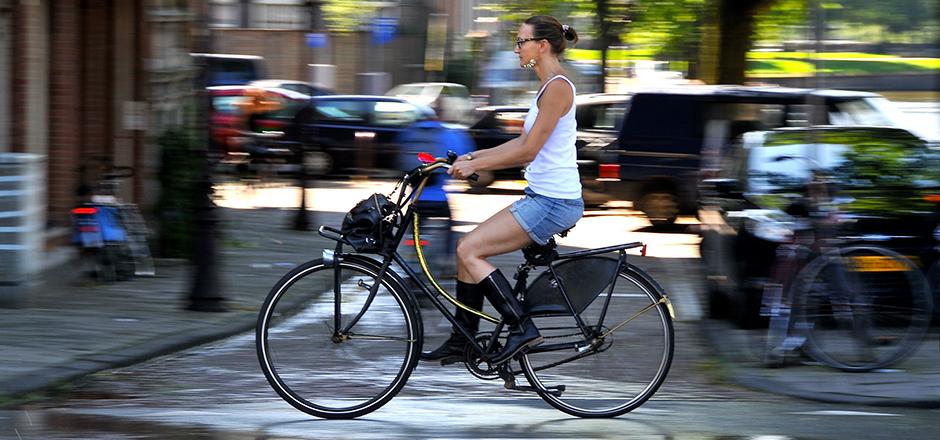Voter smartphone est une arme contre le vol de vélo