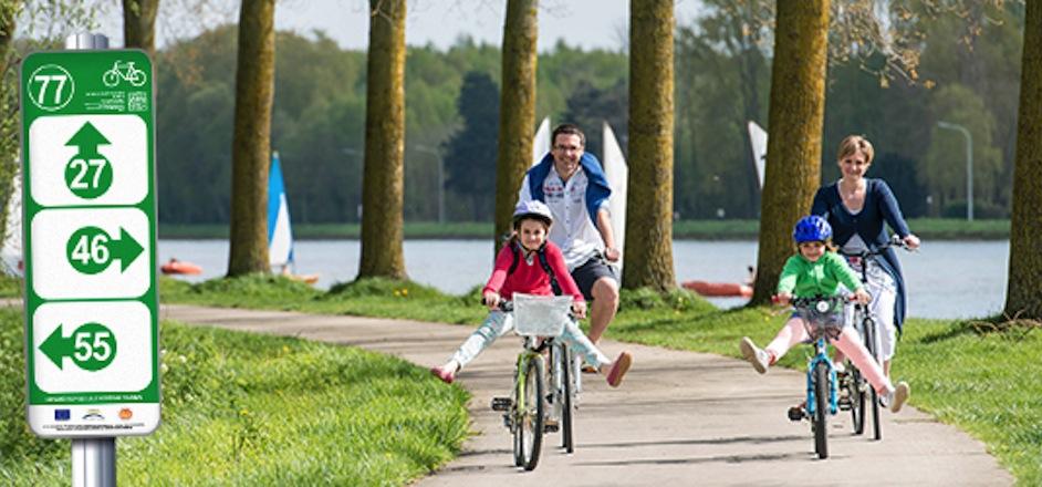 La Wallonie picarde, ça se fête à vélo