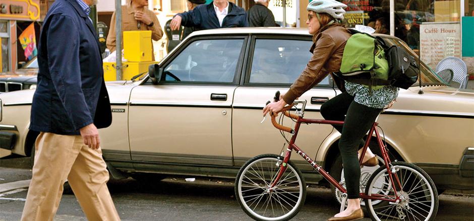 Aussi pratique que le vélo pliable, le mini-vélo!