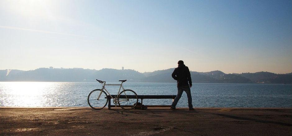 Voyager seule? Oui mais à vélo!