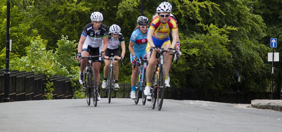 Expression cycliste: courir en rat