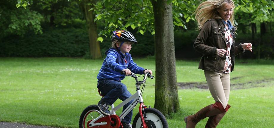 Jyrobike, le projet qui revisite le vélo pour enfant