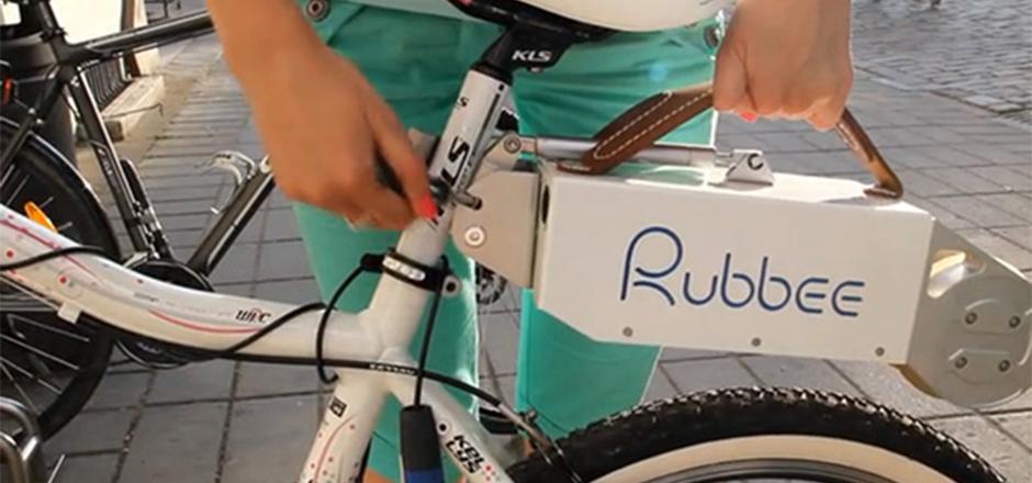 Rubbee, transformez votre bécane en vélo électrique