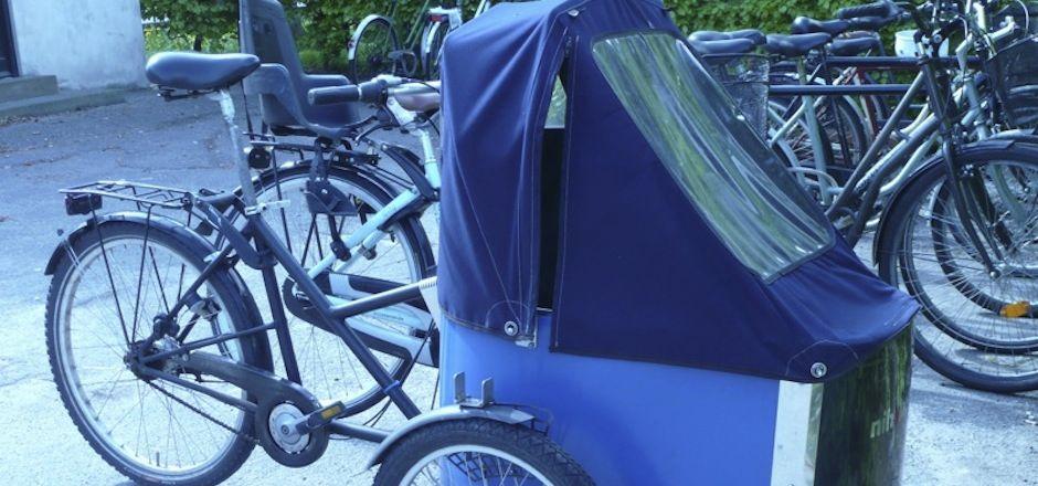Le triporteur: 3 roues pour réinventer le transport urbain